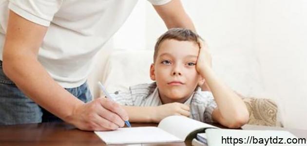 صعوبات التعلم عند الأطفال
