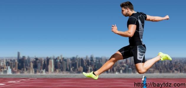 صفات الجسم الرياضي