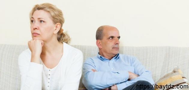 صفات الزوجة التي لا تحب زوجها