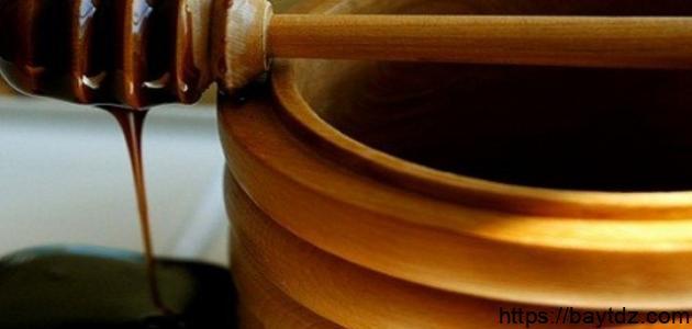 صناعة العسل الأسود