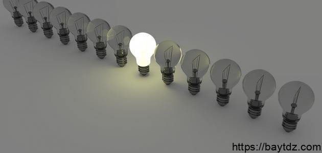 صناعة الفكرة