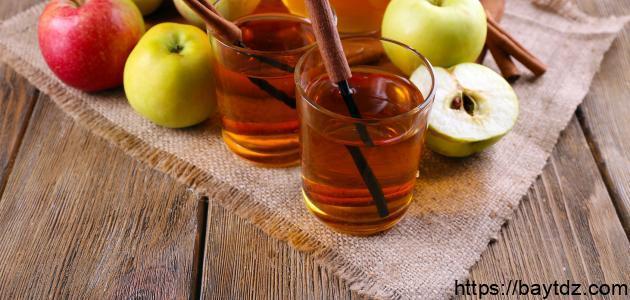 صناعة خل التفاح