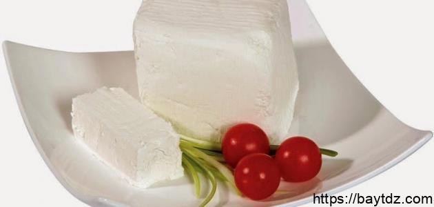 صنع الجبنة