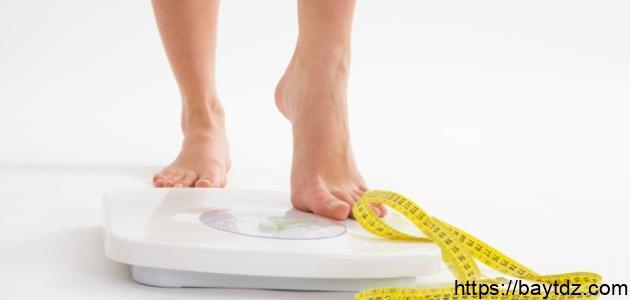 طرق إنقاص الوزن دون حمية