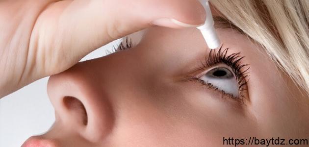 طرق تصفية بياض العين