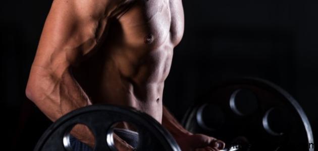طرق تقوية عضلات البطن