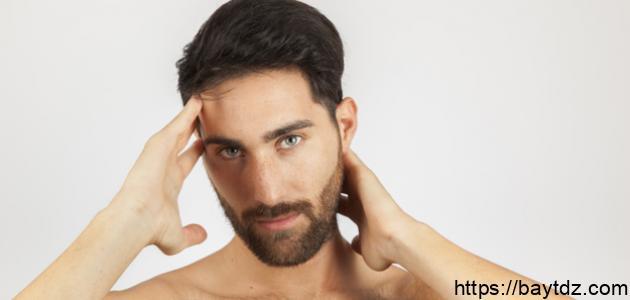 طرق تكثيف الشعر الخفيف للرجال