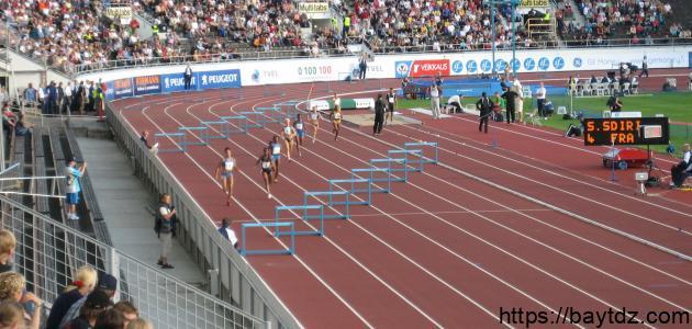 طرق تنظيم المسابقات الرياضية