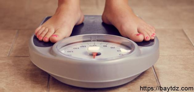 طرق زيادة الوزن في شهر