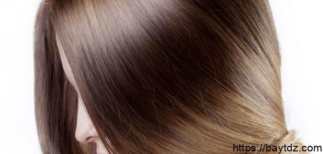 طرق سريعة لتنعيم الشعر