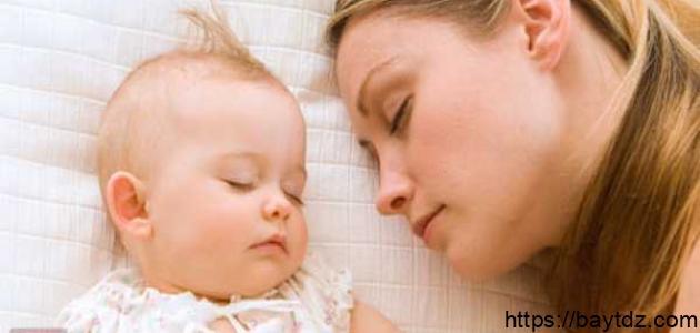 طرق شد البطن بعد الولادة القيصرية