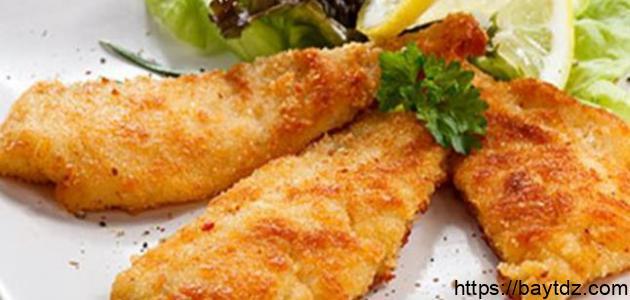 طرق طبخ سمك الفيليه