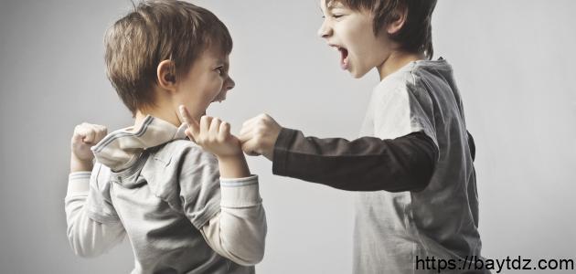 طرق علاج الطفل المشاغب