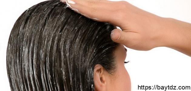 طرق فرد الشعر الخشن