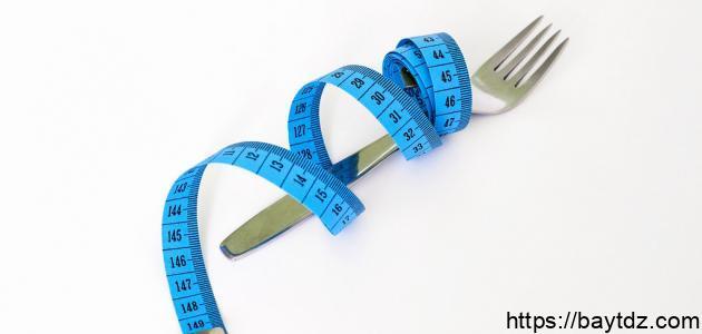 طرق فعالة لتخفيف الوزن