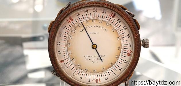 طرق قياس الضغط الجوي