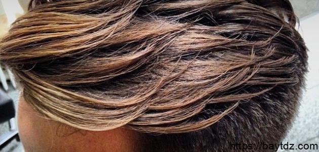 طرق لجعل الشعر ناعماً