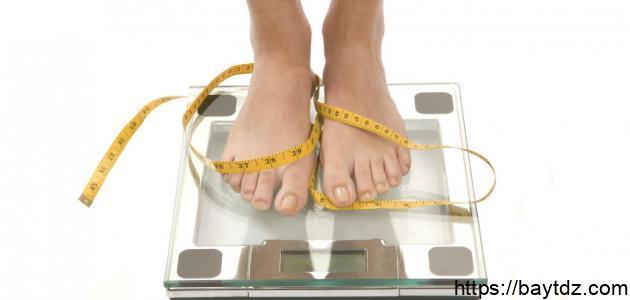 طرق لزيادة الوزن في يومين
