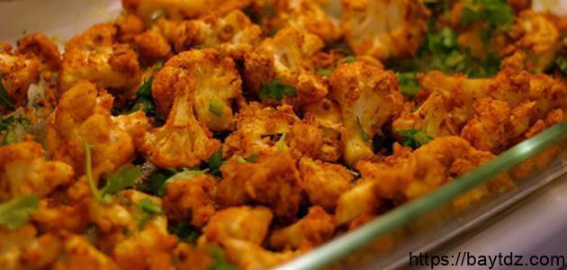 طريقة أكلات هندية