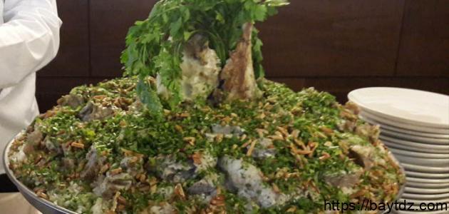 طريقة إعداد أكلات أردنية مشهورة
