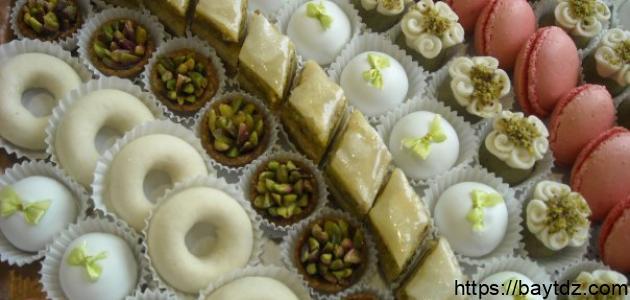طريقة إعداد حلويات تونسية