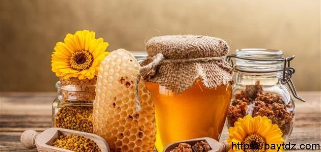 طريقة اختبار العسل