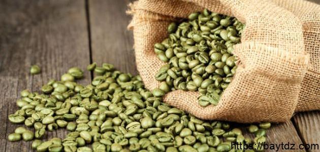 طريقة استخدام القهوة الخضراء للتنحيف