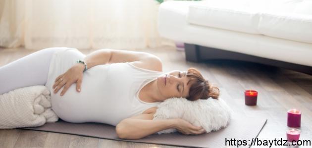 طريقة التخلص من الغثيان للحامل