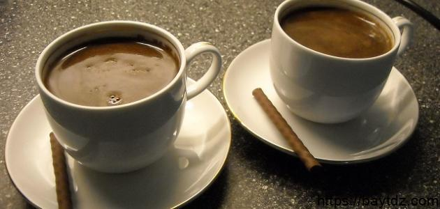 طريقة القهوة التركية