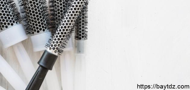طريقة تجعيد الشعر في المنزل