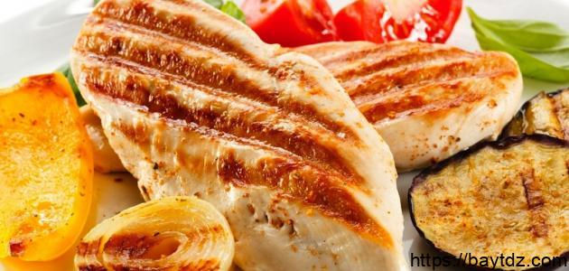 طريقة تحضير دجاج مسحب
