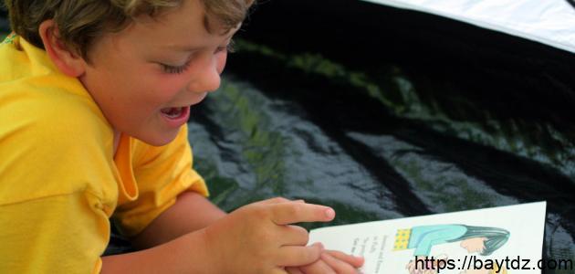 طريقة تعليم الأطفال الكتابة