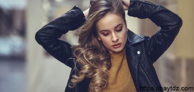 طريقة تلفيف الشعر