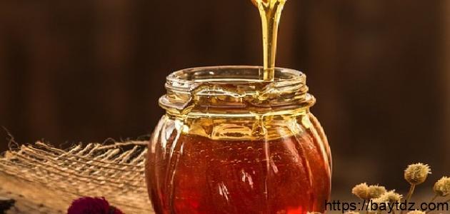 طريقة تناول العسل للأغراض العلاجية