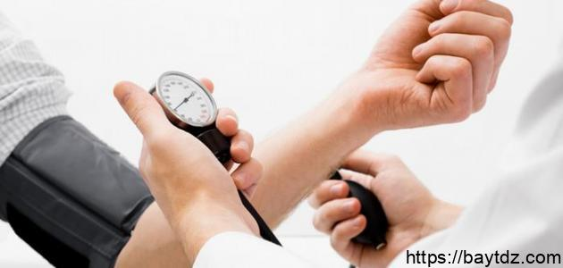 طريقة رفع ضغط الدم