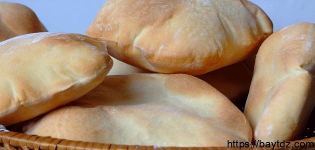 طريقة صنع الخبز في المنزل