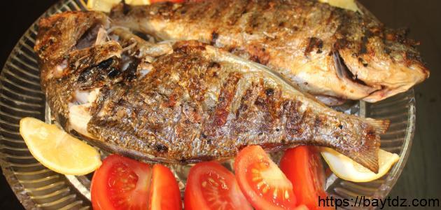 طريقة طبخ السمك المقلي