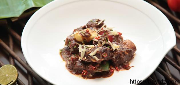 طريقة عمل أكلات فلبينية