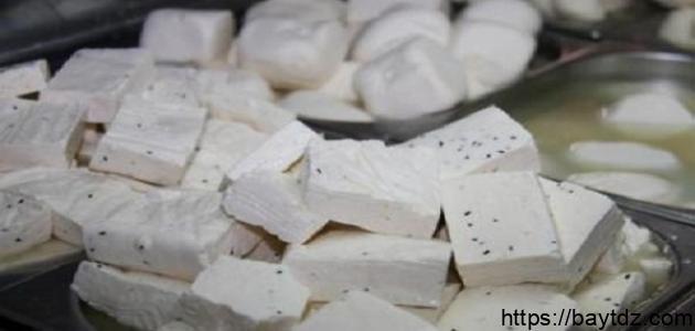 طريقة عمل الجبنة البلدية