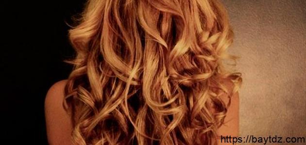 طريقة عمل الشعر كيرلي