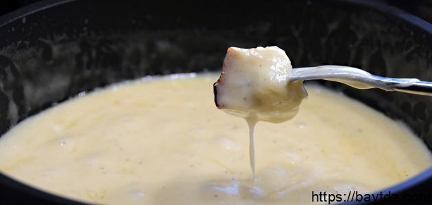 طريقة عمل بشاميل بالجبن