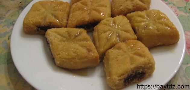 طريقة عمل حلويات جزائرية للأعراس