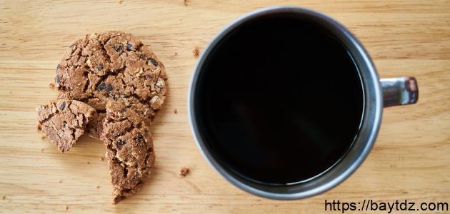 طريقة عمل حلى للقهوة