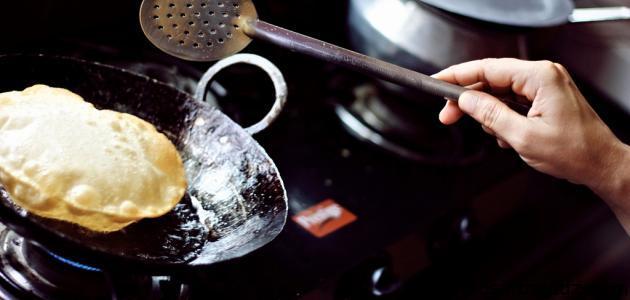 طريقة عمل خبز البوري
