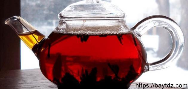 طريقة عمل شاي سليماني