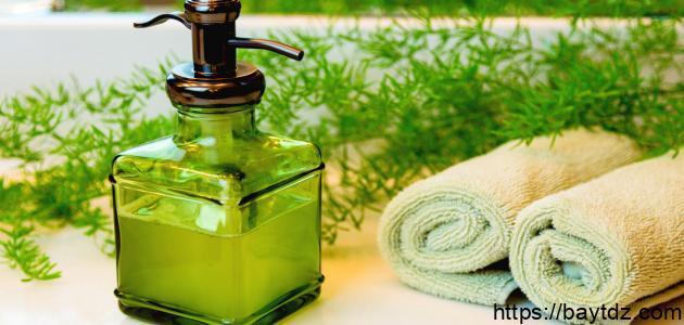 طريقة عمل صابون سائل للاستحمام