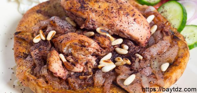طريقة عمل صوص مسخن الدجاج