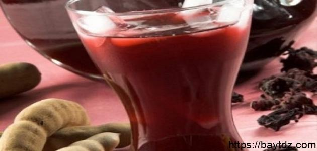 طريقة عمل عصير التمر الهندي