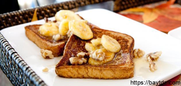 طريقة عمل فطور صباحي سريع