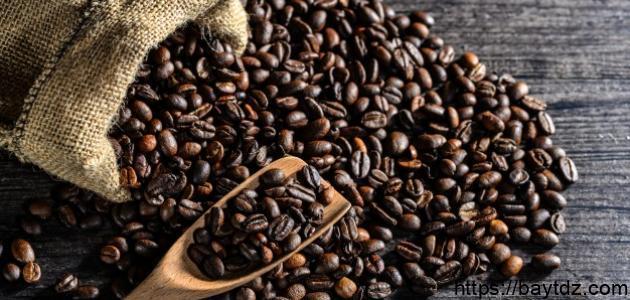 طريقة عمل قشر القهوة